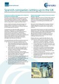 Spanish companies setting up in the UK - Spanish ... - Menzies - Page 2