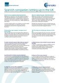 Spanish companies setting up in the UK - Spanish ... - Menzies - Page 3