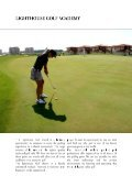 Lighthouse Golf Brochure. PDF - Lighthouse Golf Resort - Page 4