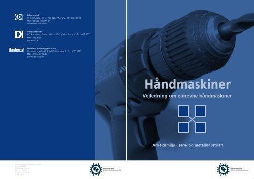 Hent Eldrevne håndmaskiner - Industriens Branchearbejdsmiljøråd