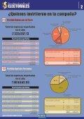 ELECTORALES ELECTORALES - Page 2