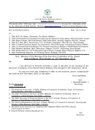 Minutes of the Meeting of the Executive Committee of the Board held ...