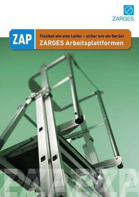 Zarges ZAP Rollen-Satz