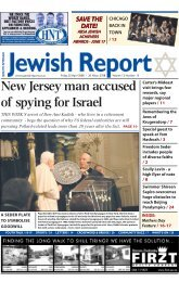 New Jersey man accused of spying for Israel - South African Jewish ...