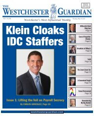 Issue 1: Lifting the Veil on Payroll Secrecy - WestchesterGuardian.com