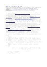 Normativul aprobat prin Ordinul nr. 1323/2009 al MMFPS - ITM Sibiu