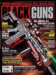 Assault Rifle Buyer's Guide - International School of Tactical Medicine