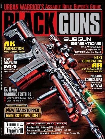 Assault Rifle Buyer's Guide - International School of Tactical Medicine