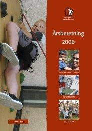 Årsberetning 2006.indd - Danmarks Bløderforening.