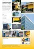 Fassadenmarkise Typ S0, S1, S2, S4 - Sonnentuch AG - Seite 2