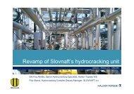 B3 Slovnaft Haldor Topsoe - Global Technology Forum