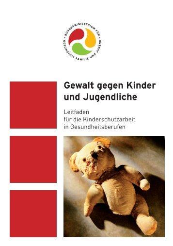 Gewalt gegen Kinder und Jugendliche - Kindesmisshandlung.de