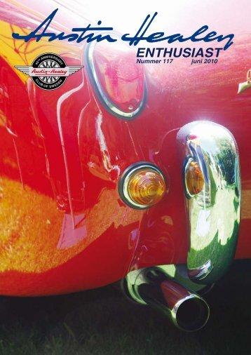 ENTHUSIAST - Austin Healey Club Sweden