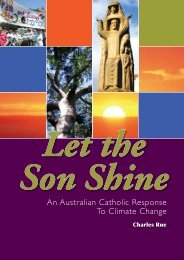 Let the Son Shine - St Columbans Mission Society