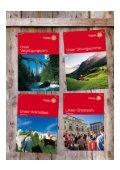 Kulinarische Reisen. - Switzerland Cheese Marketing AG - Seite 3
