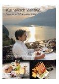 Kulinarische Reisen. - Switzerland Cheese Marketing AG - Seite 6