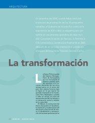 La transformación de un - Instituto Mexicano del Cemento y del ...