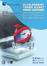 Program - Türk Müşavir Mühendisler ve Mimarlar Birliği