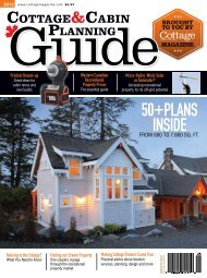 Cottage & Cabin Planning Guide - Ames Tile & Stone