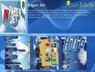 Paper Jet - RunMob