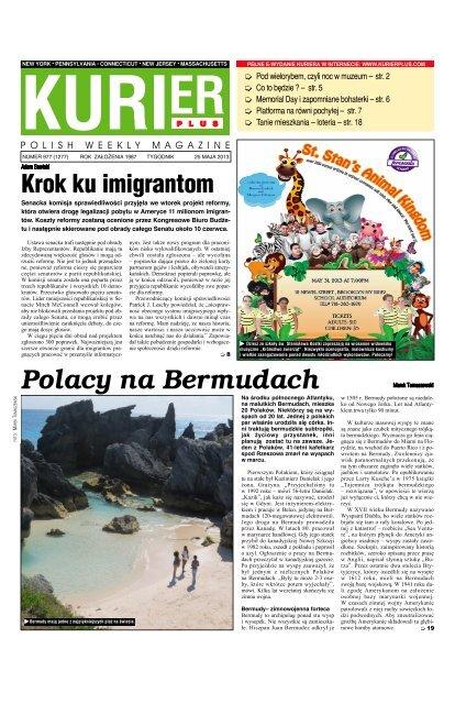 Polacy Na Bermudach Kurier Plus