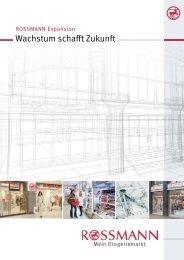 Expansions-Broschüre - Rossmann