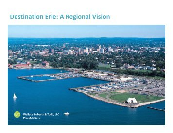 Destination Erie: A Regional Vision