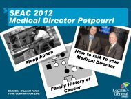 Medical Advances in Underwriting - Actuary.com