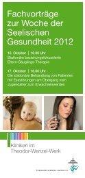 Download Einladung - Theodor-Wenzel-Werk e.V.