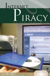 Internet Piracy - Sharyland ISD