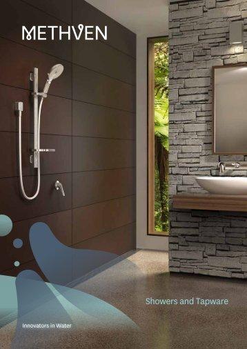 Methven Showers & Taps | Reece Bathrooms