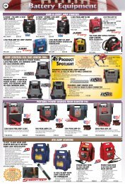 PORTABLE POWER SOURCES FROM ... - ATEC Trans-Tool