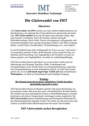 indremission docs imt info