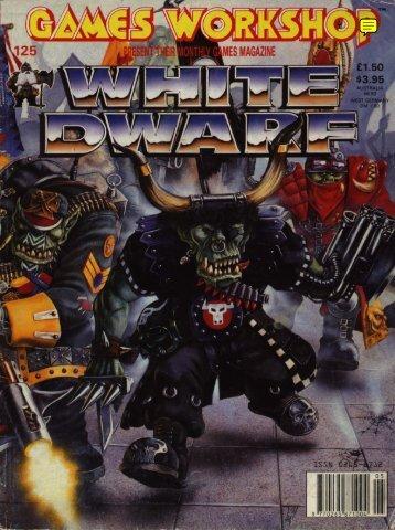 White Dwarf 125 - Lski.org