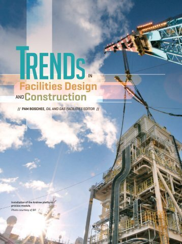 Trends in facilities design and construction - Heerema Fabrication ...