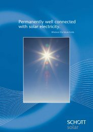 With solar Electricity. - Solarni paneli | Sole