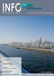 Infomagazine nr 66 - Stad Oudenaarde
