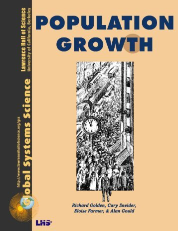 Population Growth - Sample - Lawrence Hall of Science
