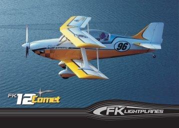 Brochura - FK-Lightplanes