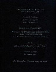 Clara Waldina Morales Soto - UPNFM