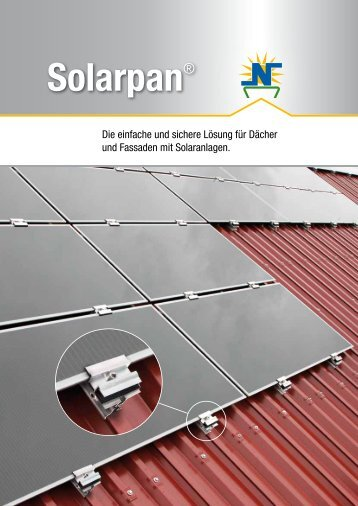 Prospekt - Solarpan
