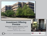 Investment Offering Preview - Property Line