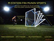 M-STATION FRA MUNIN SPORTS