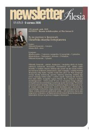 Ukraińska muzyka fortepianowa 17 (17) 2 - 9 czerwca 2009 1 - Silesia