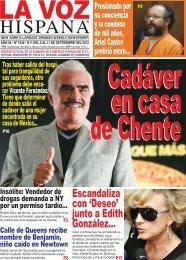 Escandaliza con 'Deseo' junto a Edith González... - La Voz Hispana ...