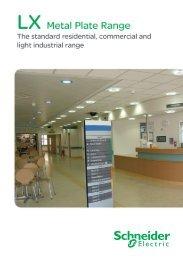 LX brochure (pdf 900 Kb) - Schneider Electric