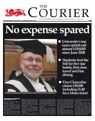 7th March (Issue 1227) - The Courier