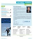 Join the winners' circle - United States Distance Learning Association - Page 2