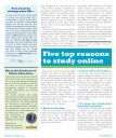 Join the winners' circle - United States Distance Learning Association - Page 6
