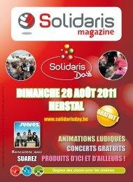 Solidaris 4/2011 - Solidaris.be